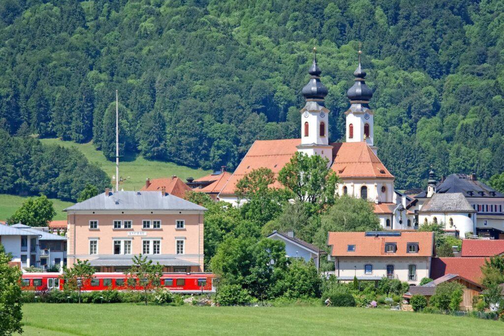 Bahnhof Aschau