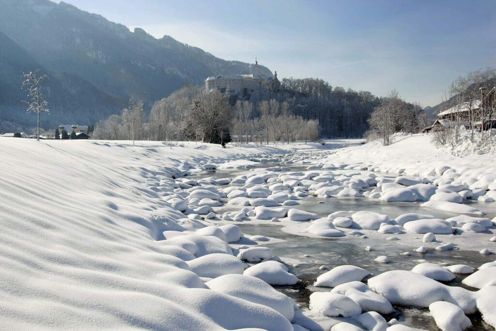 Aschau im Winter