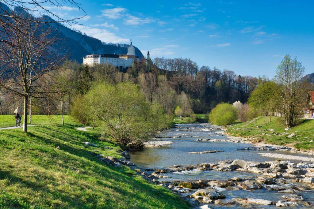 Schloss Hohenaschau an der Prien