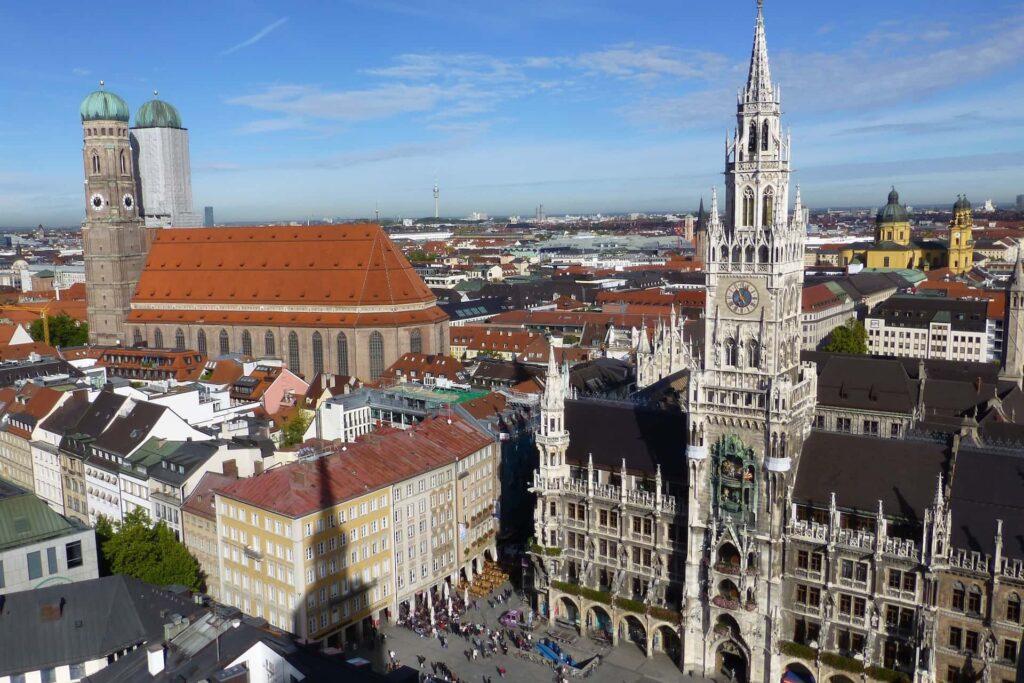 Ausflugsziel München