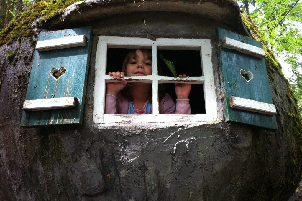 Marquartstein Märchenpark für Kinder