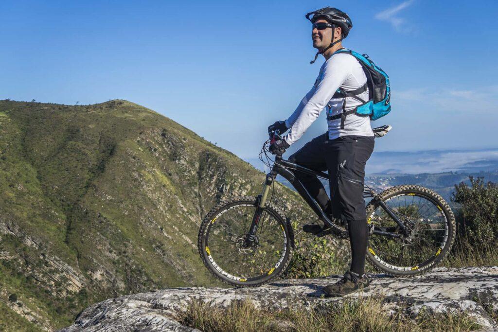 Mountainbike Tour Geigelstein