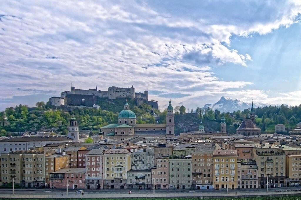 Ausflugsziel Salzburg