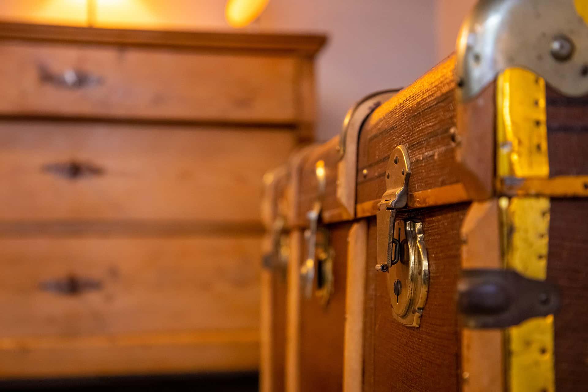 Schlafzimmer, Kommode, Ferienwohnung Das Lissi, Haus Elisabeth
