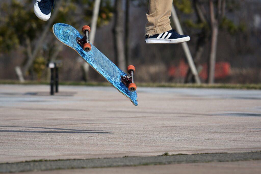 Skating Halfpipe Aschau