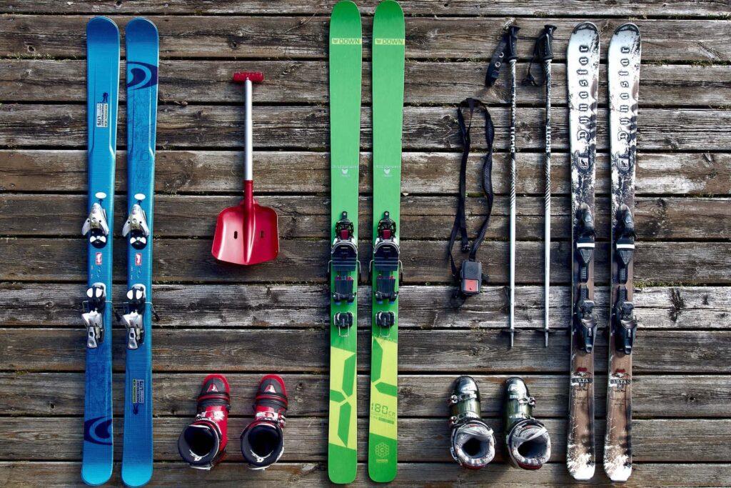 Skifahren Aschau Umgebung